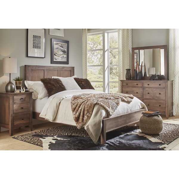 Mccalla Standard Configurable Bedroom Set by Millwood Pines