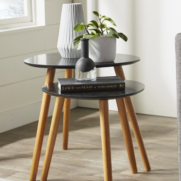 Phoebe 2 Piece Nesting Tables By Langley Street™