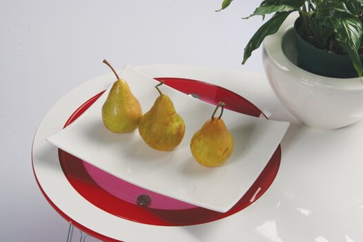 Fare Platter (Set of 2) by Red Vanilla