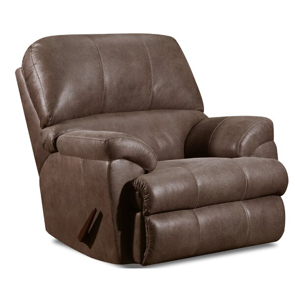 Cleland Manual Rocker Recliner By Darby Home Co