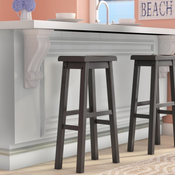 Kirkwood 30 Bar Stool by Beachcrest Home