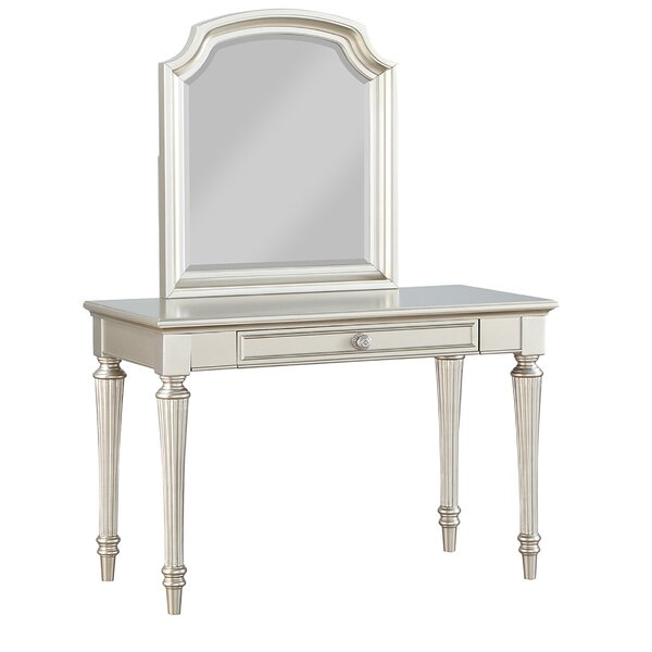 Anette Vanity with Mirror by Willa Arlo Interiors