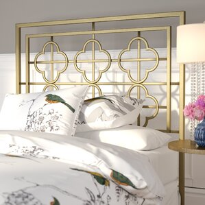 Hyde Open-Frame Headboard by Willa Arlo Interiors