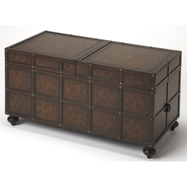 Beckles Coffee Table with Storage by Darby Home Co