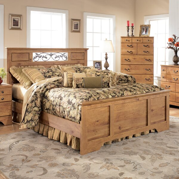 Yandell Standard Bed by August Grove
