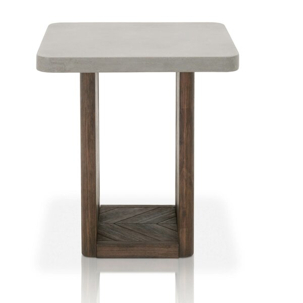 Bog Water End Table by Foundry Select
