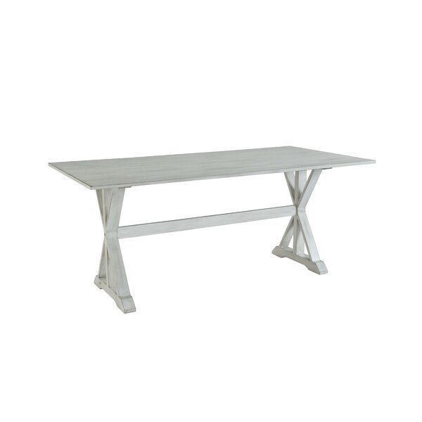 Fordingbridge Solid Wood Dining Table by Gracie Oaks