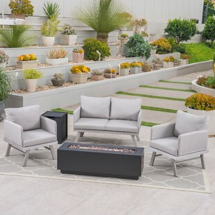Blunt 5 Piece Sofa Seating Group By George Oliver