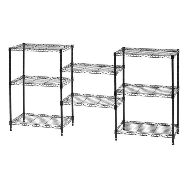 8 Shelf Rack 31.49 H Shelving Unit by IRIS USA, Inc.