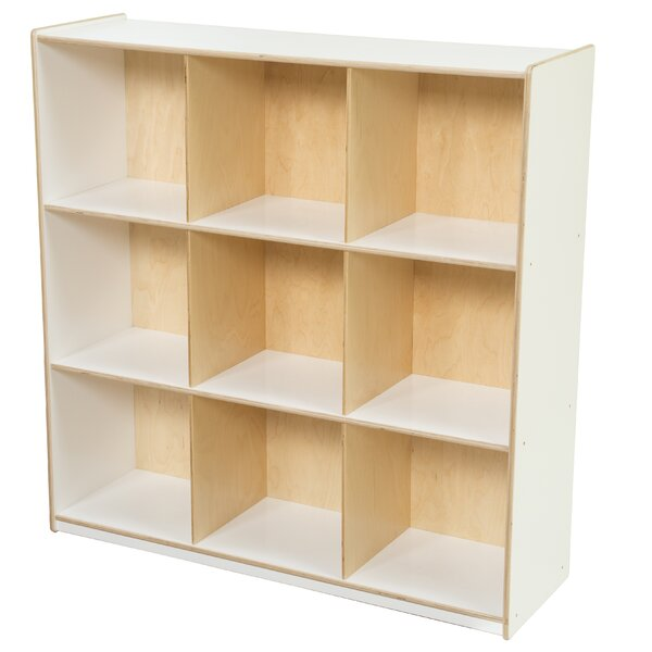 9 Compartment Cubby by Wood Designs