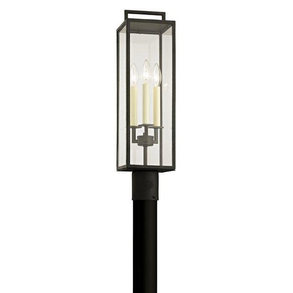 Advika 3-Light 24 Post Light by Darby Home Co