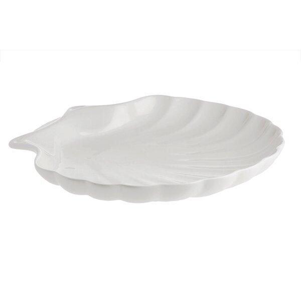 Elba Shell Platter by La Porcellana Bianca