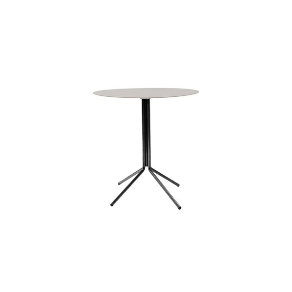 Folding Steel Dining Table by Dietiker USA