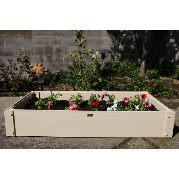 William Stackable 4 ft Raised Garden by Millwood Pines