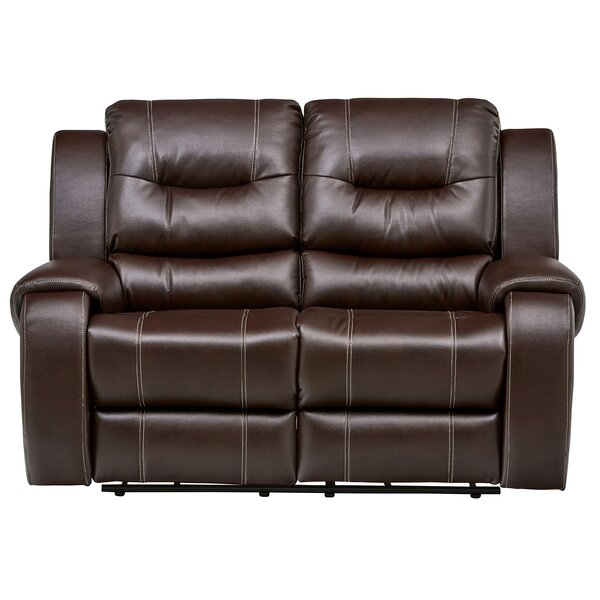 Daigre Double Reclining Loveseat by Red Barrel Studio