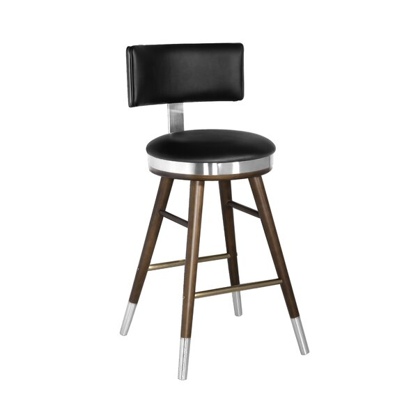 Verne Counter Bar Stool By Brayden Studio