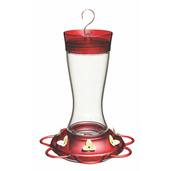 Garnet Hummingbird Feeder by Classic Brands LLC