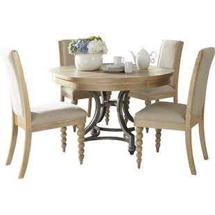 Farmhouse dining tables birch lane bleau extendable dining table workwithnaturefo