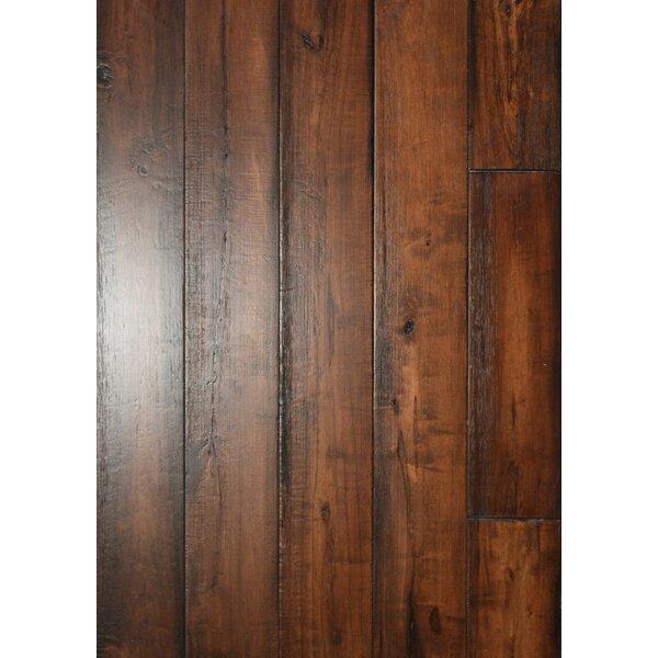 Vineyard 7.5 Engineered Maple Hardwood Flooring in Brunola by Albero Valley