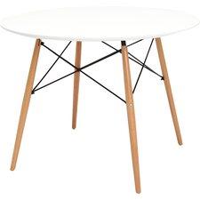 Modern Round Kitchen Table modern round dining + kitchen tables | allmodern