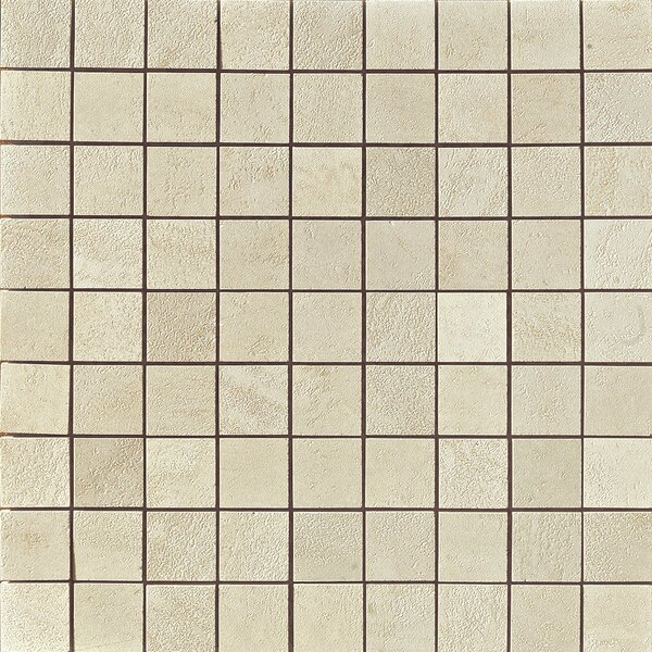 Genesis Porcelain Mosaic Tile in Shell by Samson