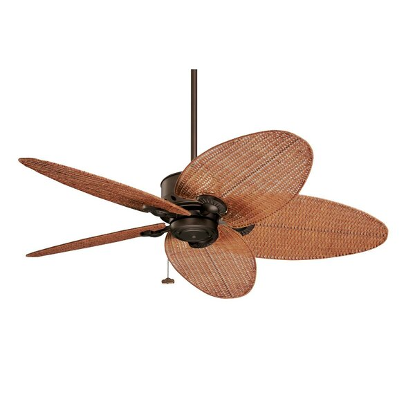 58 Premium Select 5 Blade LED Ceiling Fan by Red Barrel Studio