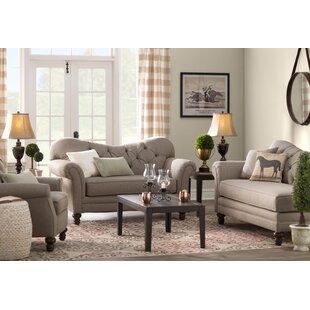 Wheatfield Configurable Living Room Set