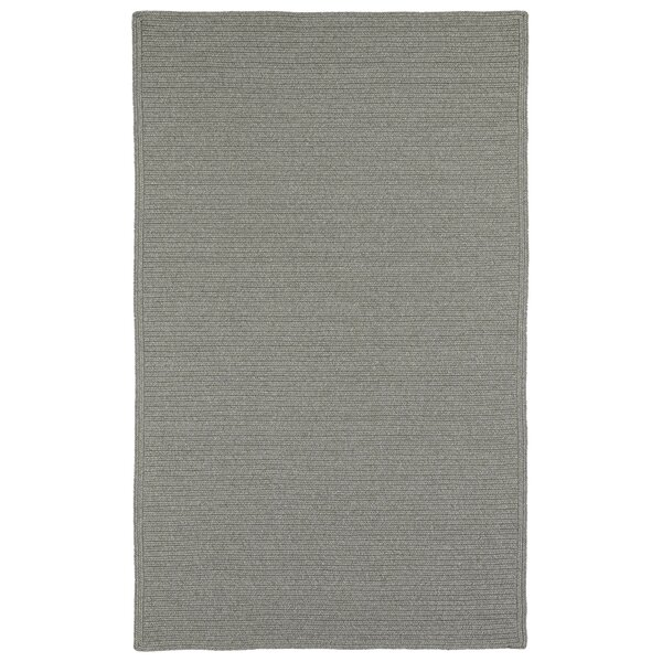 Dunbar Pewter Indoor/Outdoor Area Rug by Beachcrest Home
