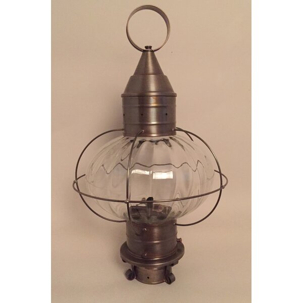 600 Series 1-Light Lantern Head by Brass Traditions