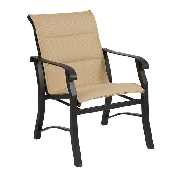 Cortland Sling Patio Dining Chair by Woodard