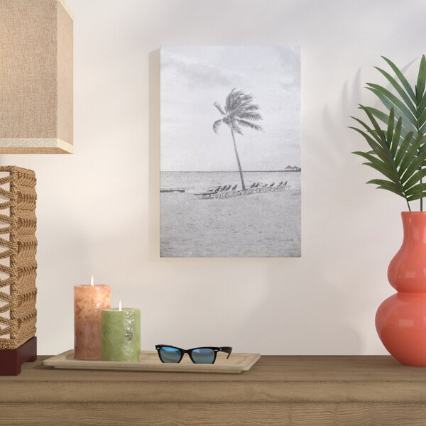 Blue Heavem Photographic Print on Gallery Wrapped Canvas by Bay Isle Home
