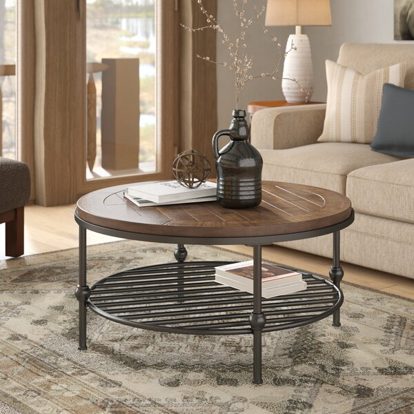 Hendrix Coffee Table by Mistana Mistana