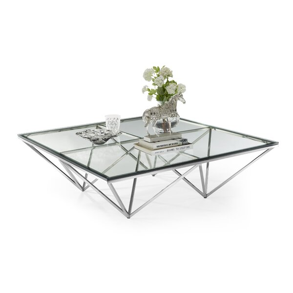 Hailie Coffee Table by Brayden Studio Brayden Studio
