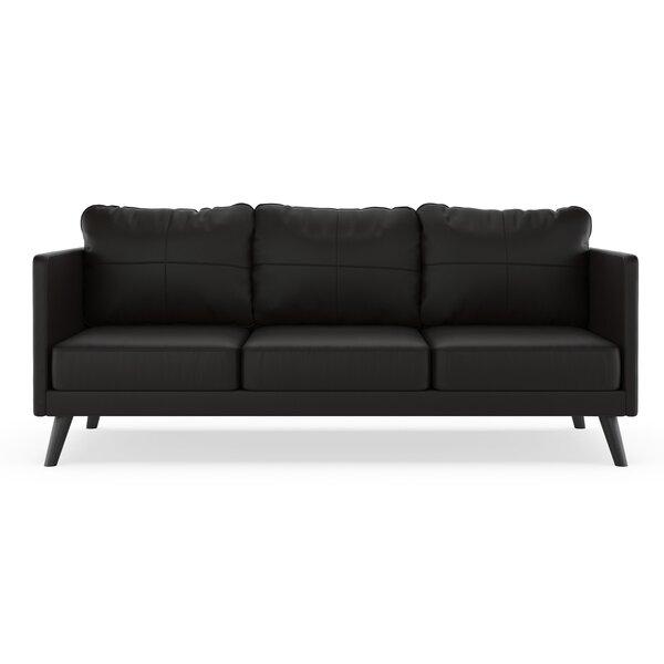 Schill Vegan Sofa By Orren Ellis No Copoun