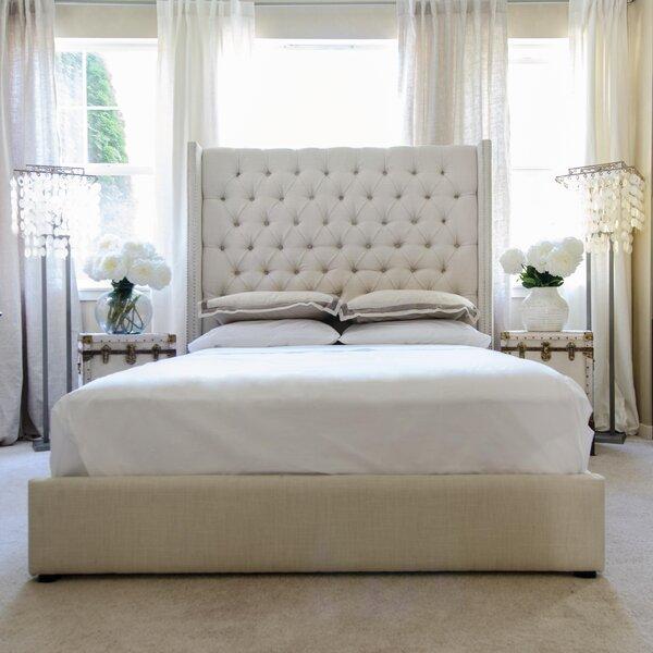 Schaffner Upholstered Platform Bed by Canora Grey