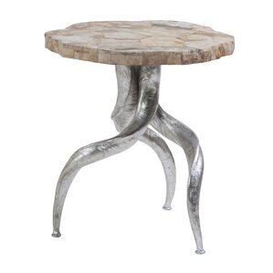 Peck Spot End Table by Artistica Home