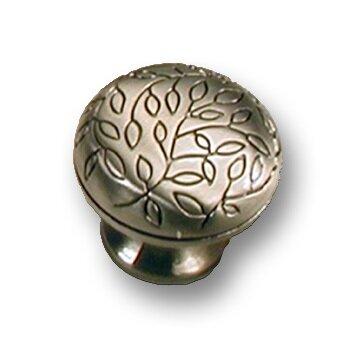 Vine Round Knob by MNG Hardware