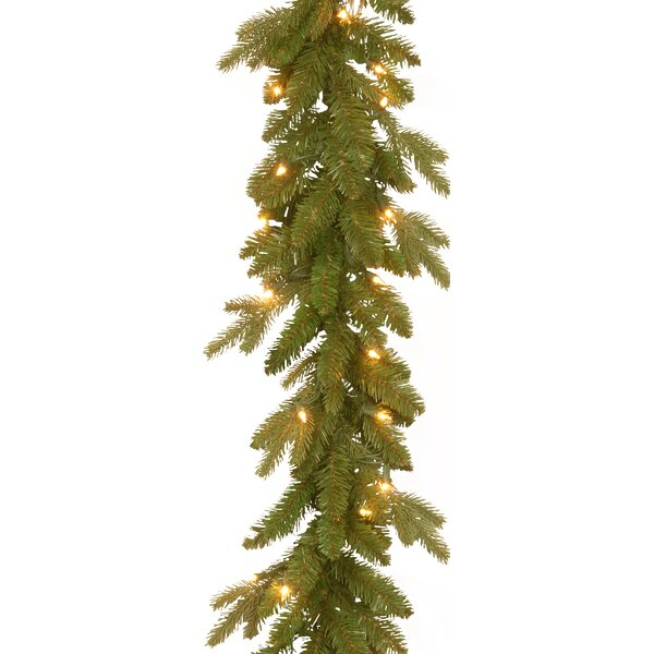 Feel Real® Spruce Garland by Willa Arlo Interiors