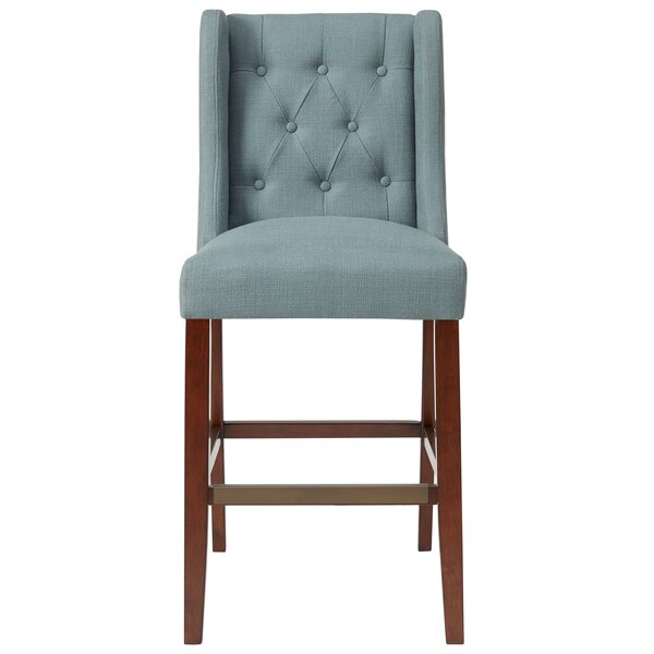 Maxwell 30 Bar Stool by Darby Home CoMaxwell 30 Bar Stool by Darby Home Co