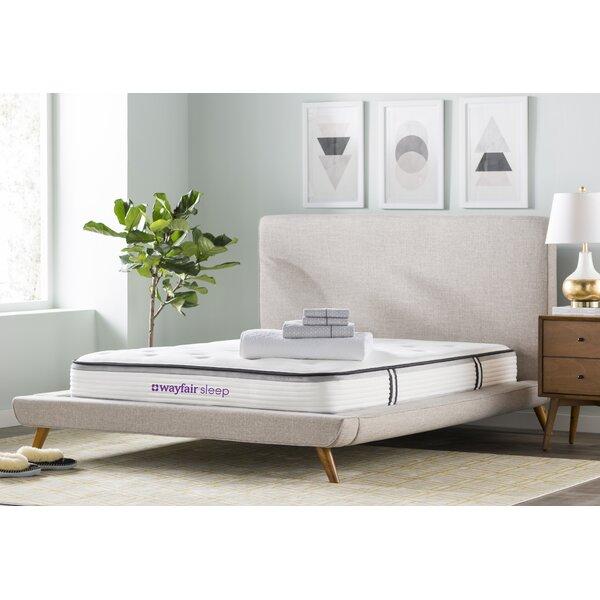 Wayfair Sleep 9 Firm Hybrid Mattress By Wayfair Sleep.
