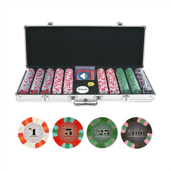 NexGen™ Pro Poker Chip by Trademark Global