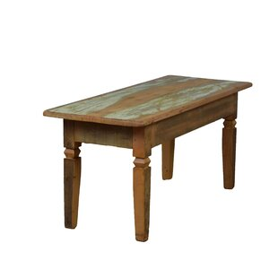 Shopping for Goulart Feet Wood Bench Purchase & reviews