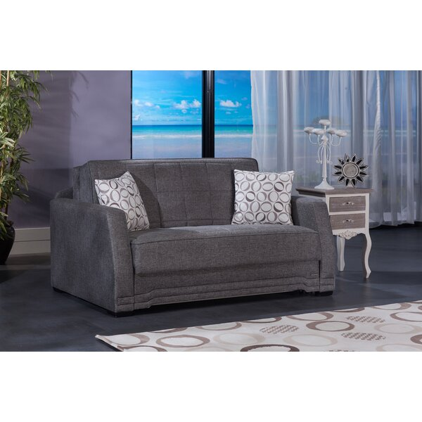 Lieb Convertible Sofa by Latitude Run