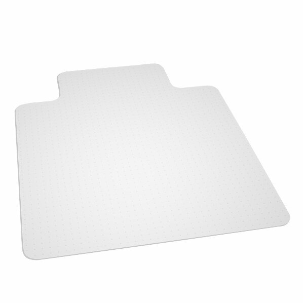 Anchormat Economy Low Pile Carpet Straight Edge Chair Mat by ES Robbins Corporation