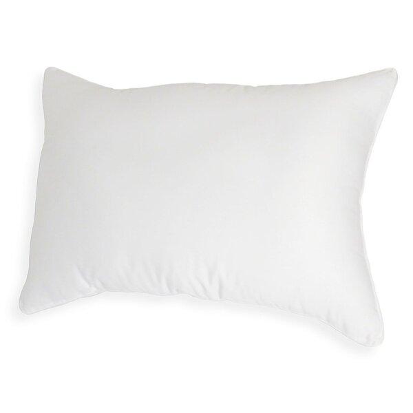 Coen Beverly Hills Polo Club Microfiber Medium Pillow by Alwyn Home