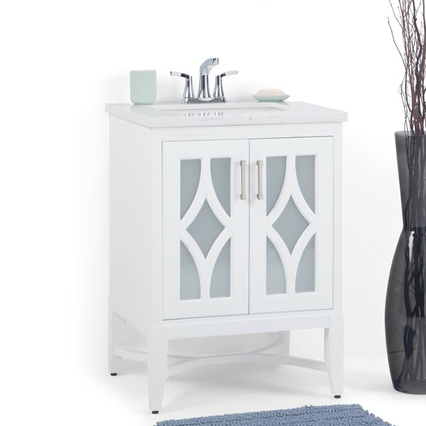 Bristol 25 Single Bathroom Vanity by Simpli Home