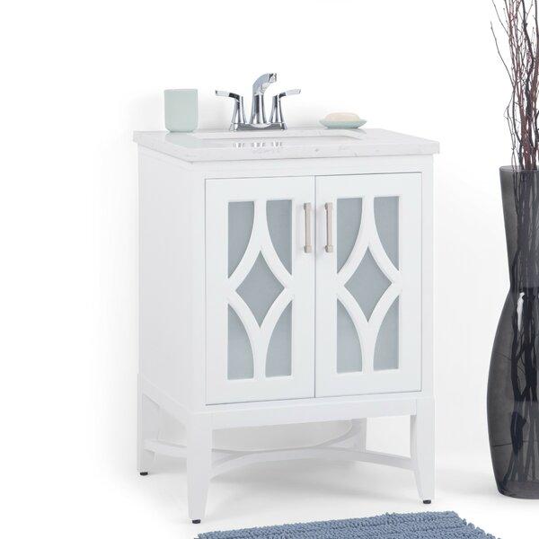 Bristol 25 Single Bathroom Vanity by Simpli Home