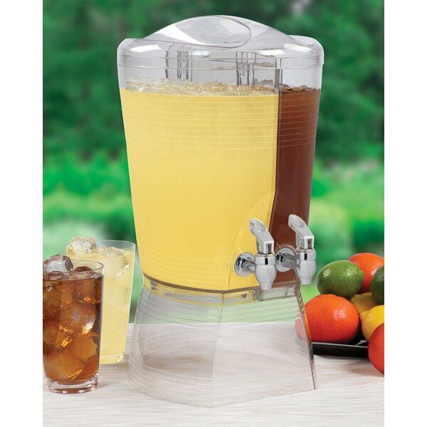 1.5 Gal Double Beverage Dispenser by Creative Bath