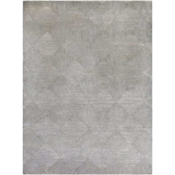 Luminous Gray Area Rug by Candice Olson Rugs