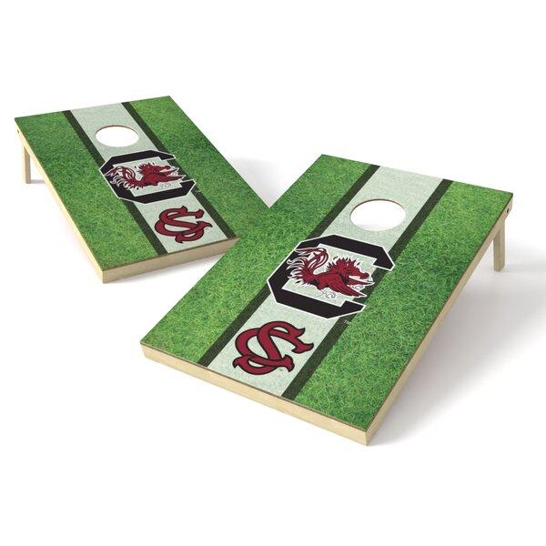 NCAA Field Cornhole Board (Set of 2) by Tailgate Toss